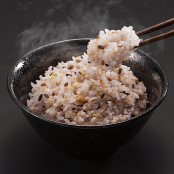 16 grain rice all product of japan